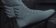 Count Olaf Genghis' Shoes