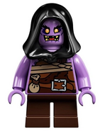 Hooded Goblin Minifigure