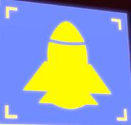 Ballistic Missile Logo