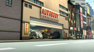 Autobody Repair Shop