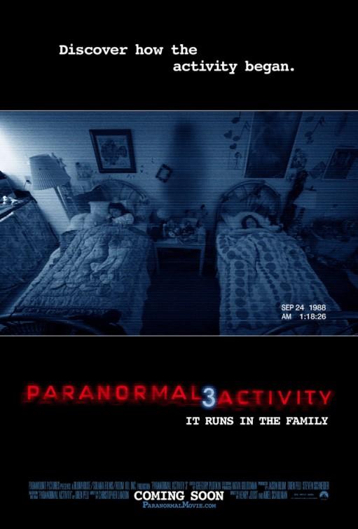 Imagen Actividad paranormal 3 (2011)