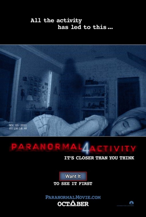 Imagen Actividad Paranormal 4 (2012)