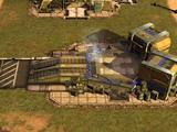 Heavy armor depot