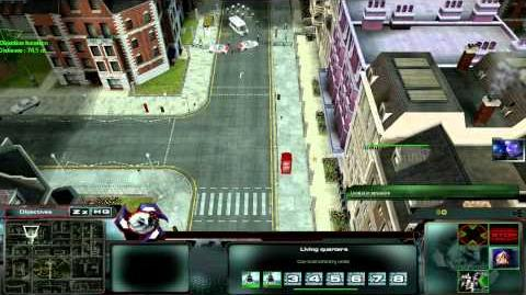 Let's Play Act of War Direct Action P 3 HD 720p