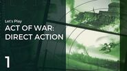 Let's Play Act of War Direct Action 1 Libya
