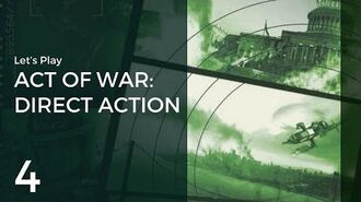 Let's Play Act of War Direct Action 4 San Francisco Harbor