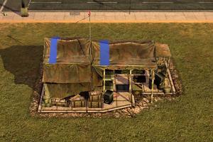 DA Ingame Barracks USA