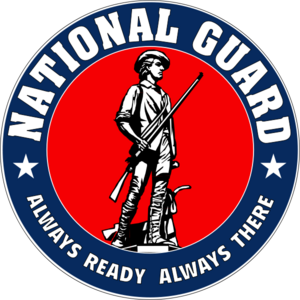 Logo United States National Guard
