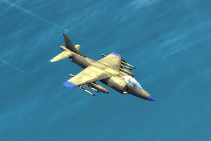HT Ingame Harrier