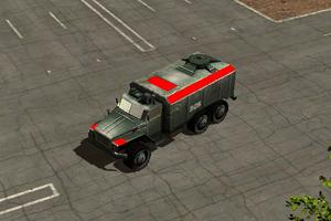 DA Ingame Ural-375D