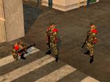 AK-74 soldier