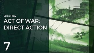 Let's Play Act of War Direct Action 7 TGE Refinery Complex