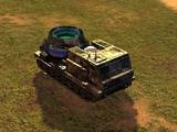 Electronic Fighting Vehicle