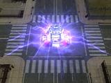 Tokamak reactor emergency self-destruction