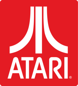 Atari Official 2012 Logo