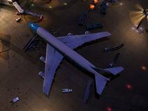 HT Screen JFK Airport