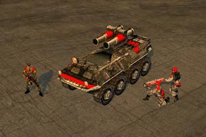 DA Ingame BTR-80