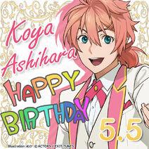Koya Ashihara Happy Birthday
