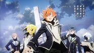 Hinata, Keishi, Mitsuki, Ryo, and Satsuma in the intro