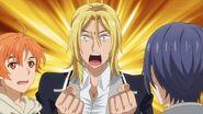 Ryo asking Saku really