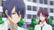 Saku feeling disappointed about having Kakeru edit the video