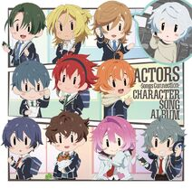 ACTORS -Songs Connection- Character Song Album