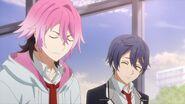 Uta telling Saku Sosuke's wrong