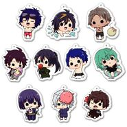 ACTORS Trading SEASON Acrylic Keychain Vol.1