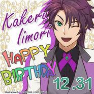 Kakeru Iimori Happy Birthday
