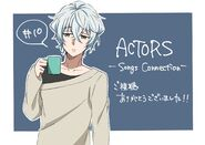 ACTORS Episode 10 Illustration