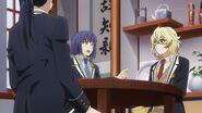 Ushio asking Minori you don't believe me, do you