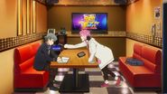 Uta telling Sosuke to sing