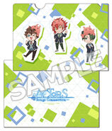 ACTORS -Songs Connection-BR & DVD Vol.3 Clear File Design