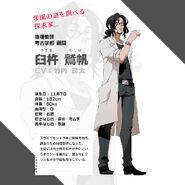Washiho Usuki profile