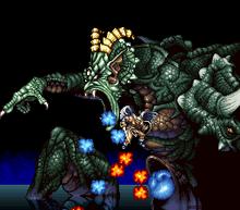 Actraiser 2 Final Boss