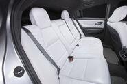 Zdx rear seat
