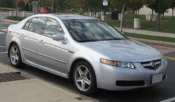 04-06 Acura TL