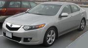 09 Acura TSX