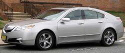 2009-2011 Acura TL -- 03-11-2011