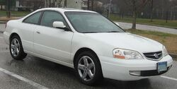 2nd Acura CL