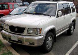 Acura-SLX