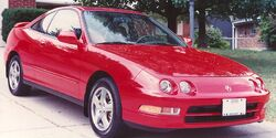 1995 Integra GS-R - Front