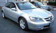 2007 Honda Legend