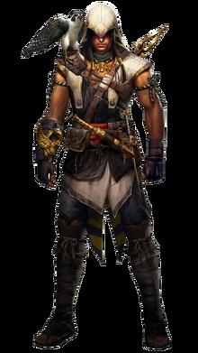 Theron render