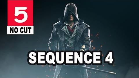 Assasin's Creed Syndicate Sequence 4 PS4 - NO CUT