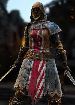 Chinese Female Assassin