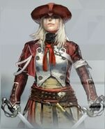 Female Assassin Soldier