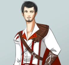 Valerio Ettore - Assassin Robes