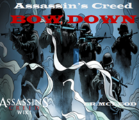 Assassin's Creed Bow Down Cover