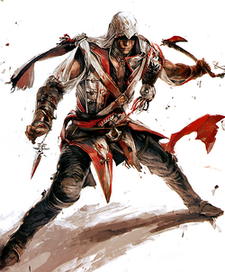 Chogan - Assassin